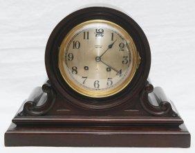 Tiffany Chelsea Mantle Clock
