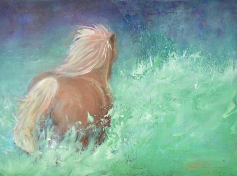 Splash by Ivette Kjelsrud