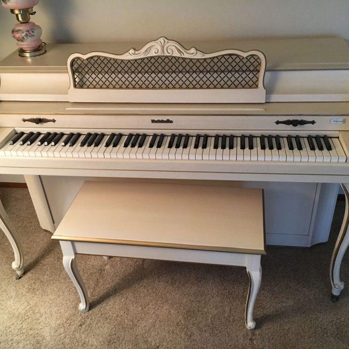 Baldwin Acrosonic Upright Spinet Piano
