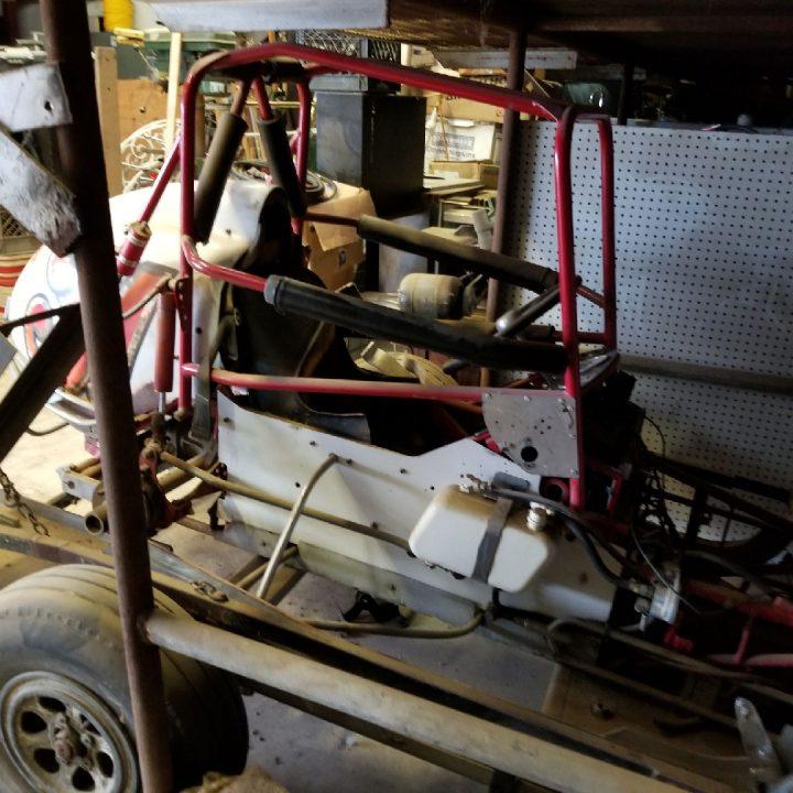 Midget Sprint Race Car