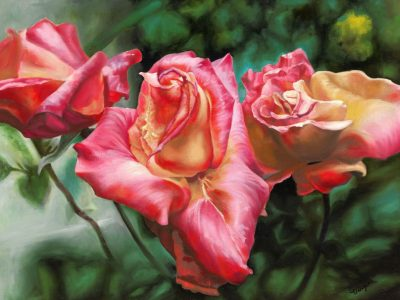 virgia-west-pink-roses-painting