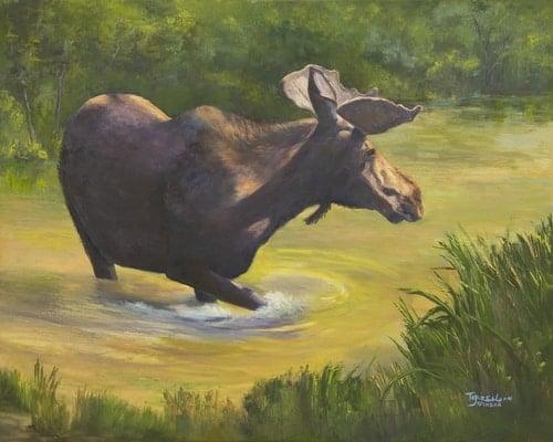 teresa-lynn-johnson-moose-crossing