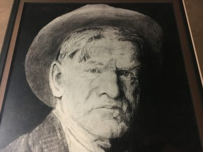 Charlie Russell Print Truby Evenson