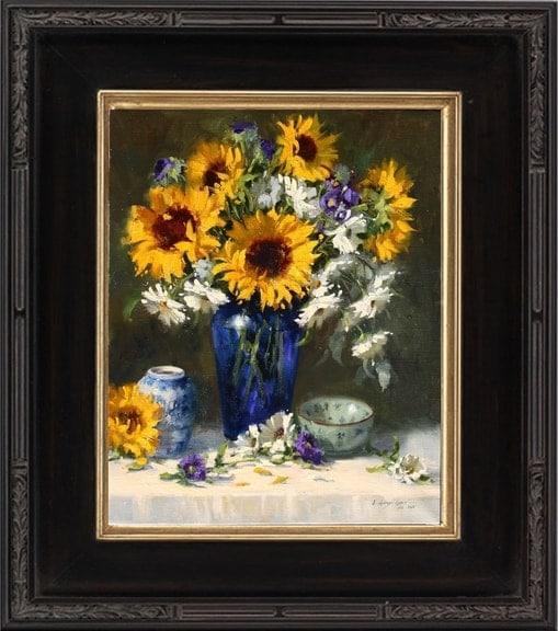 Linda Glover Gooch Sunflowers
