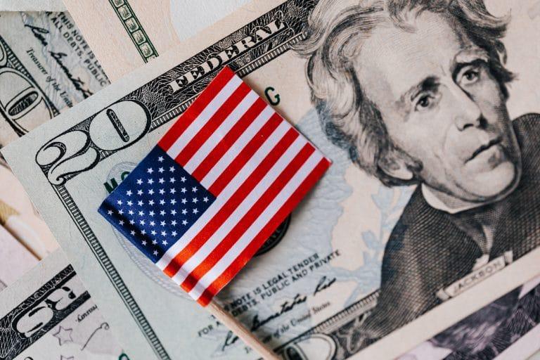 money american flag