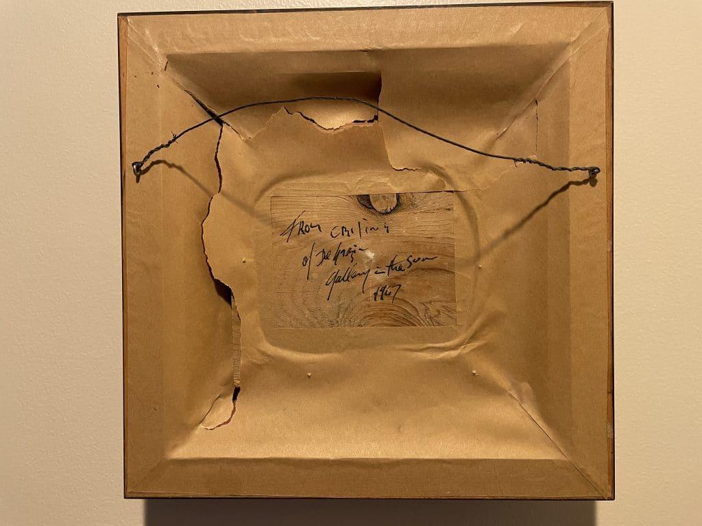 ettore ted degrazia native american girls signature