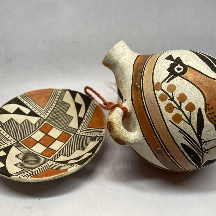 acoma sky city new mexico pottery