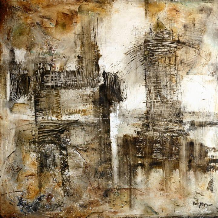 vladimir vitkovsky monochrome abstract art