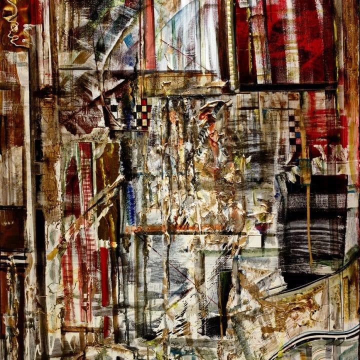 vladimir vitkovsky life abstract art