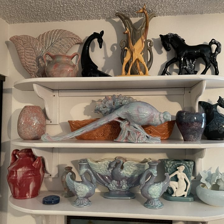 haeger pottery collection